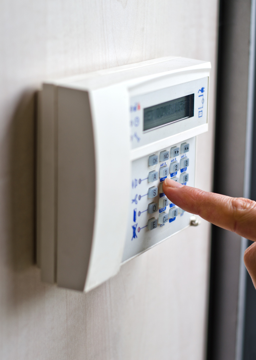 Keep Out Home Security A One Time Only Burglar Alarm Creating Customers For Life